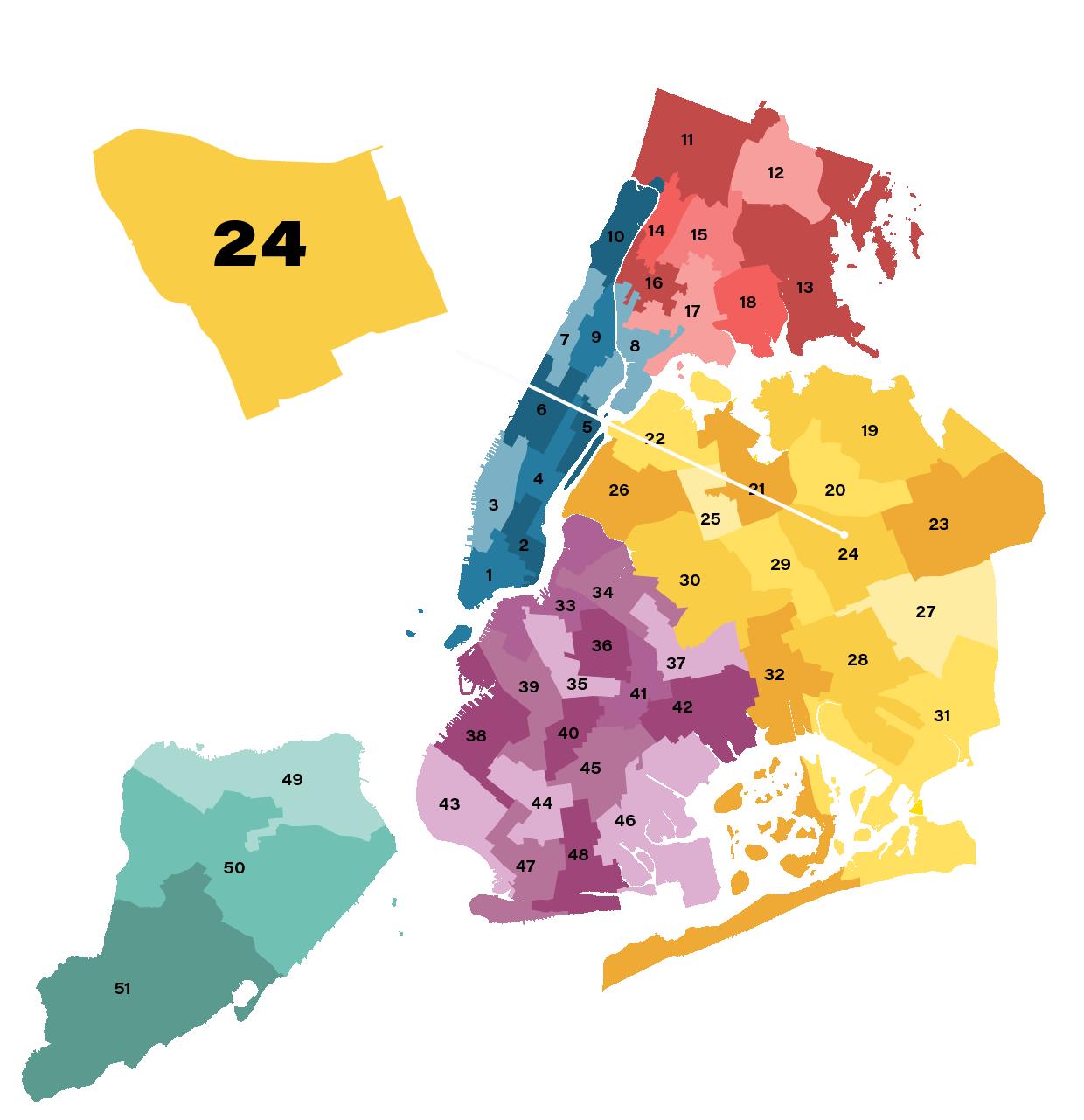 City Council District 24