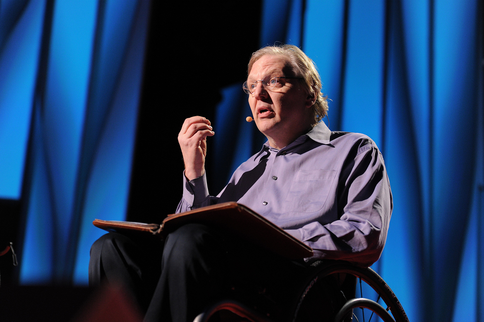 "John Hockenberry, host of ""The Takeaway,"" stepped down after he was accused of harassment and bullying."