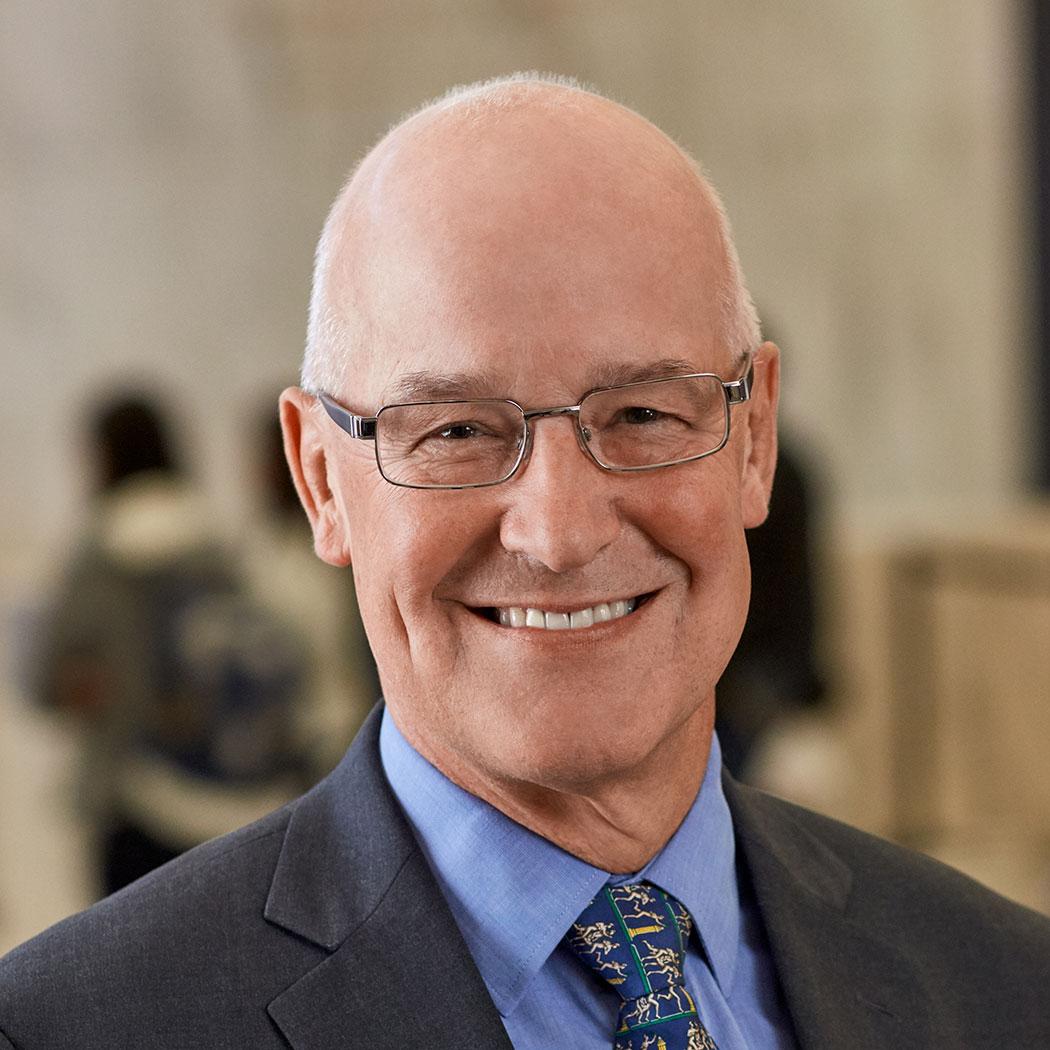 Andrew Hamilton, President of New York University.