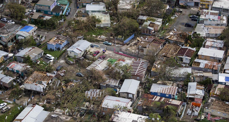 Puerto Rico post Maria.