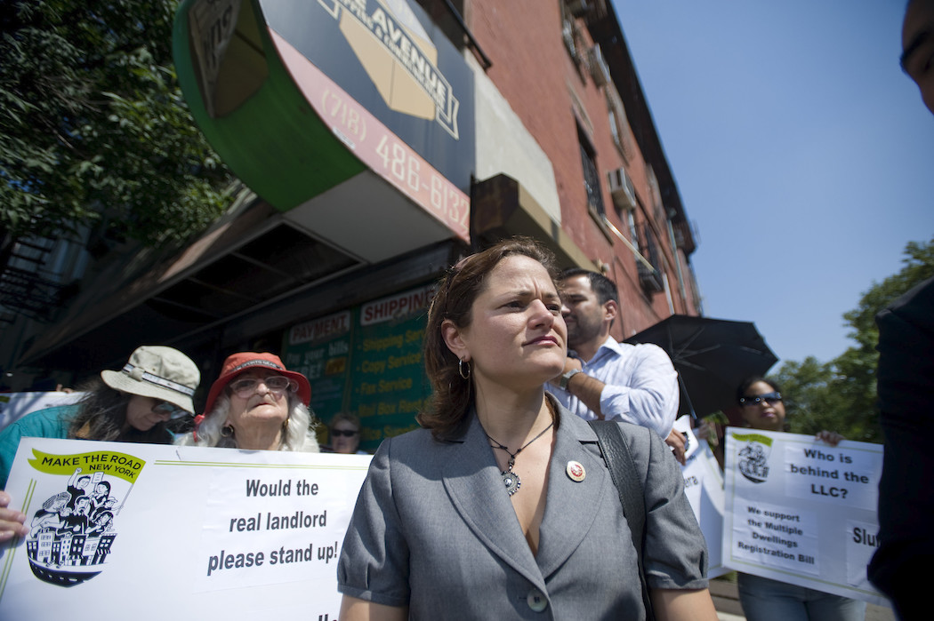 New York City Council Member Melissa Mark-Viverito