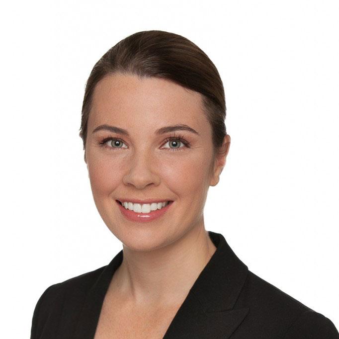 Cathleen Collins, Senior Vice President of Capalino+Company.