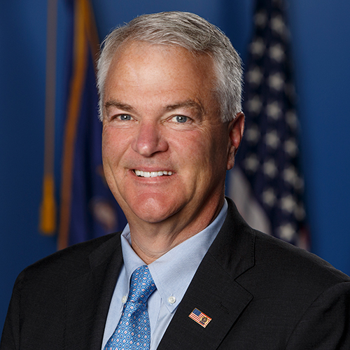 Richmond County District Attorney Michael McMahon