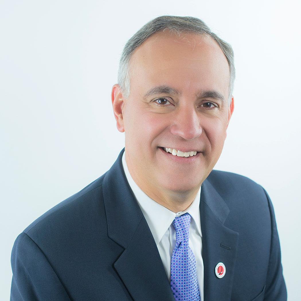 Félix Matos Rodríguez, Chancellor at the City University of New York.