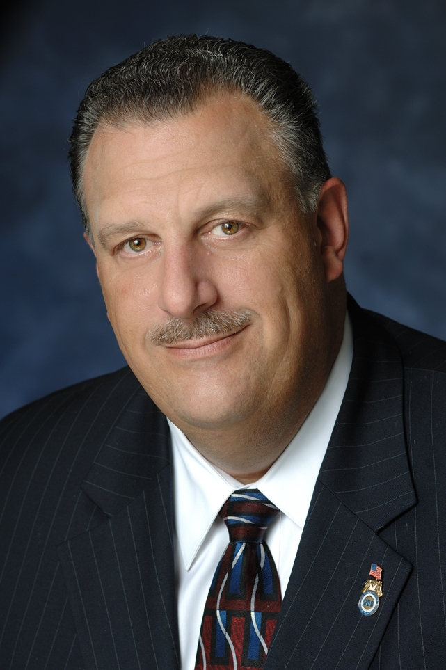 New York State Building & Construction Trades Council President Gary LaBarbera