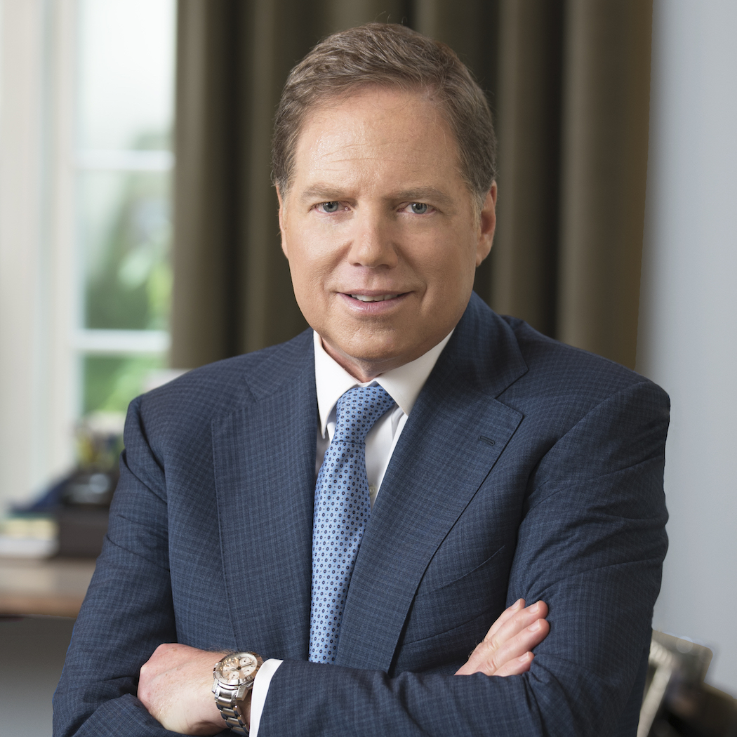 U.S. Attorney Geoffrey Berman