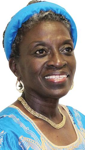Inez Barron in 2008