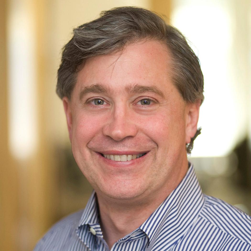 CEO of New York City Charter School Center James Merriman