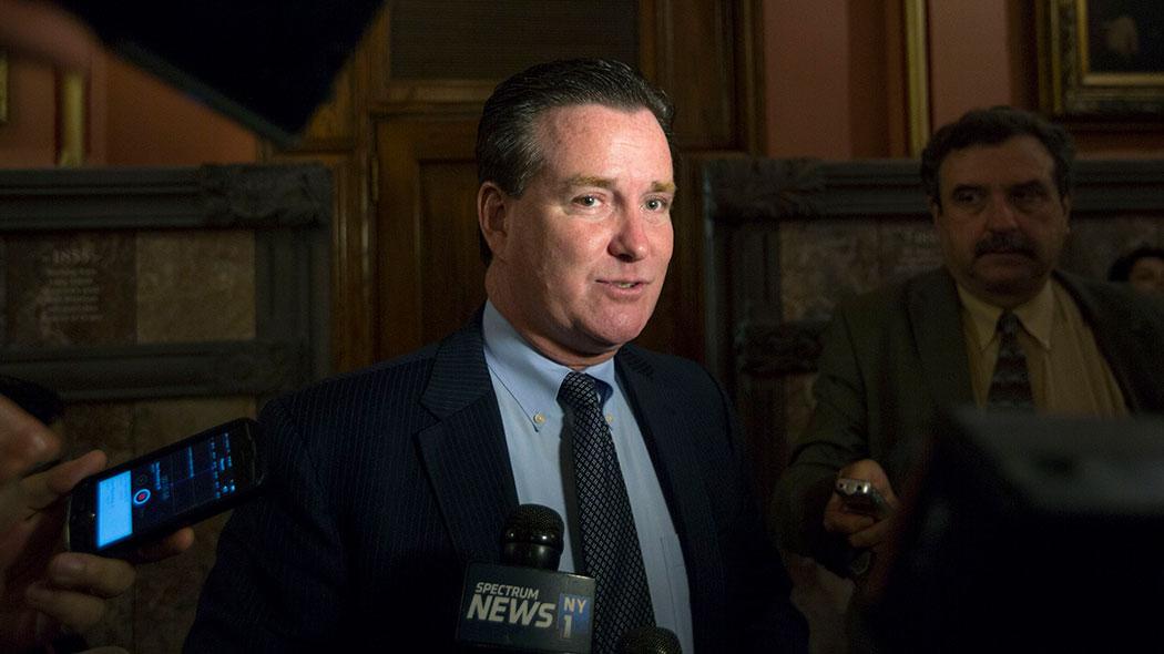 State Sen. John Flanagan.