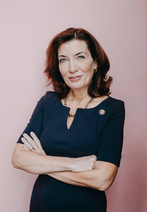 Lt. Gov. Kathy Hochul