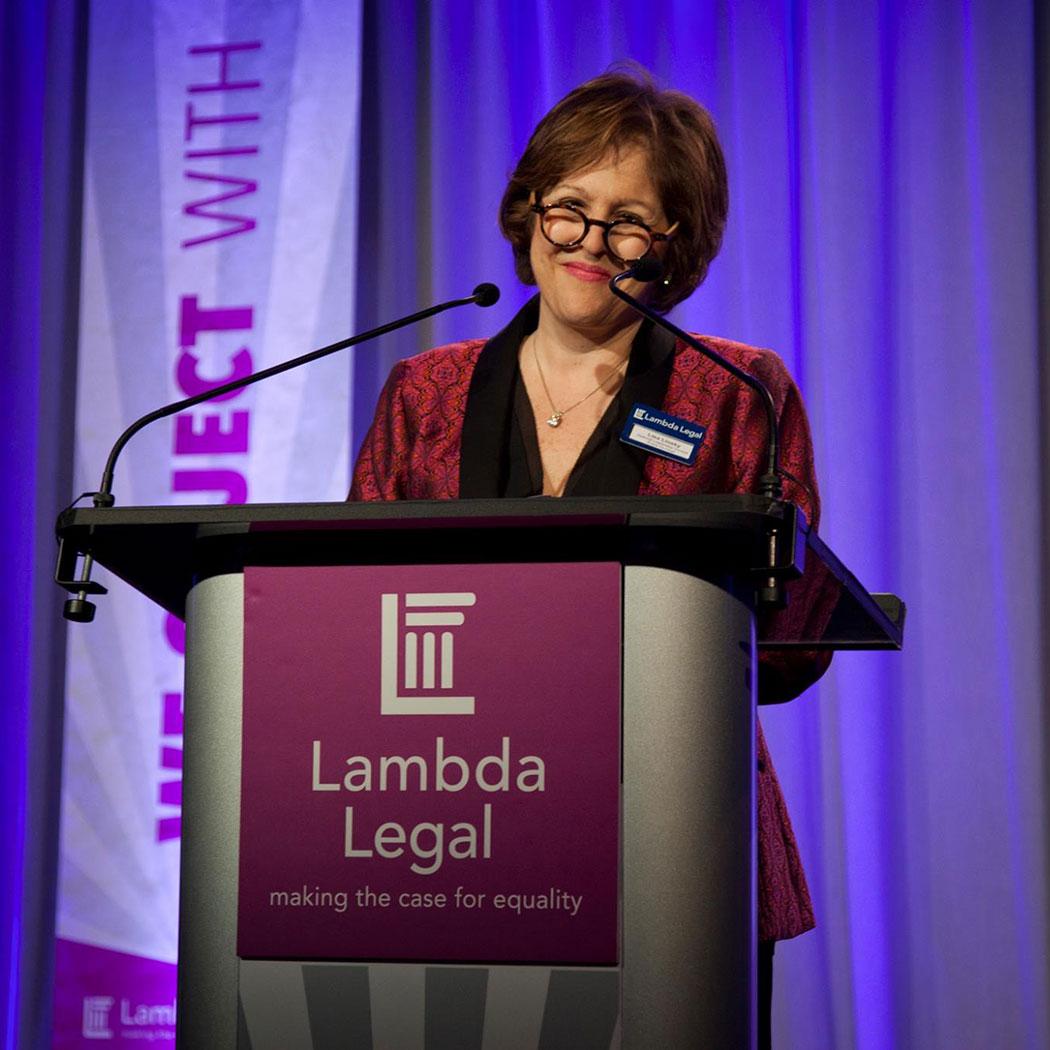 Lisa Linsky, Partner at McDermott Will & Emery.