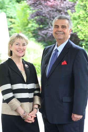 Lois and Richard Nicotra