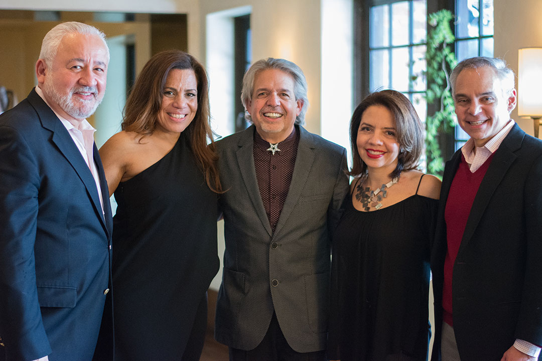 MirRam Founding Partner Roberto Ramírez, Partner Catherine Torres, Founding Partner Luis Miranda, Partner & Chief Financial Officer Luz Miranda-Crespo and Managing Partner Eduardo Castell