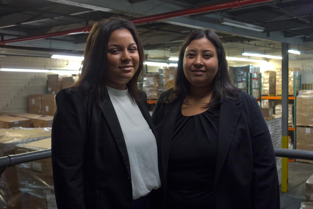 Magda Melendez and Liz Cantillo