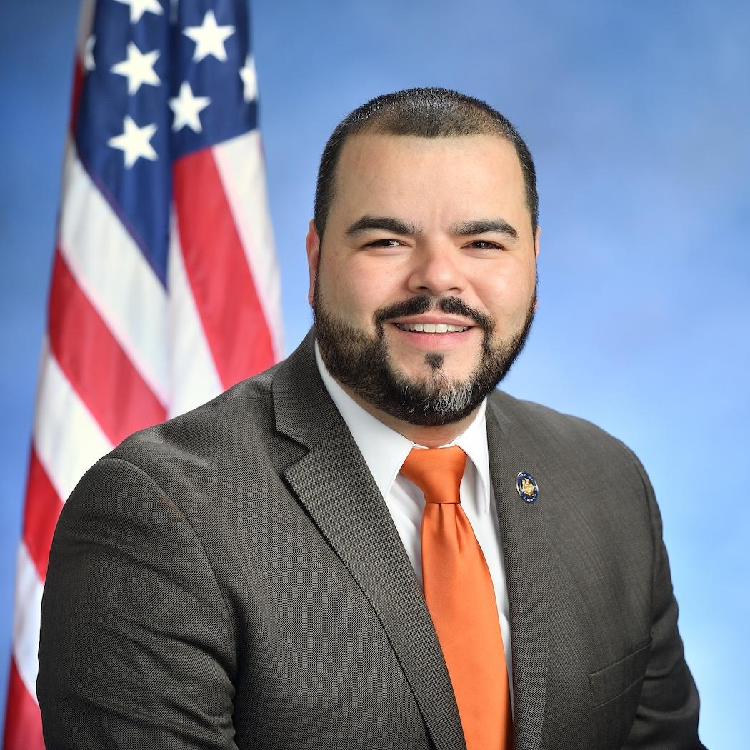 Bronx Democratic Party Chairman Marcos Crespo