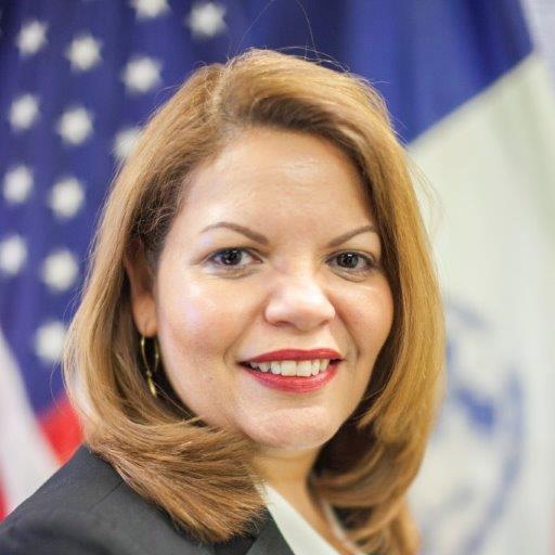 Marciela Brea, Director, Workforce and Intergovernment Relations.