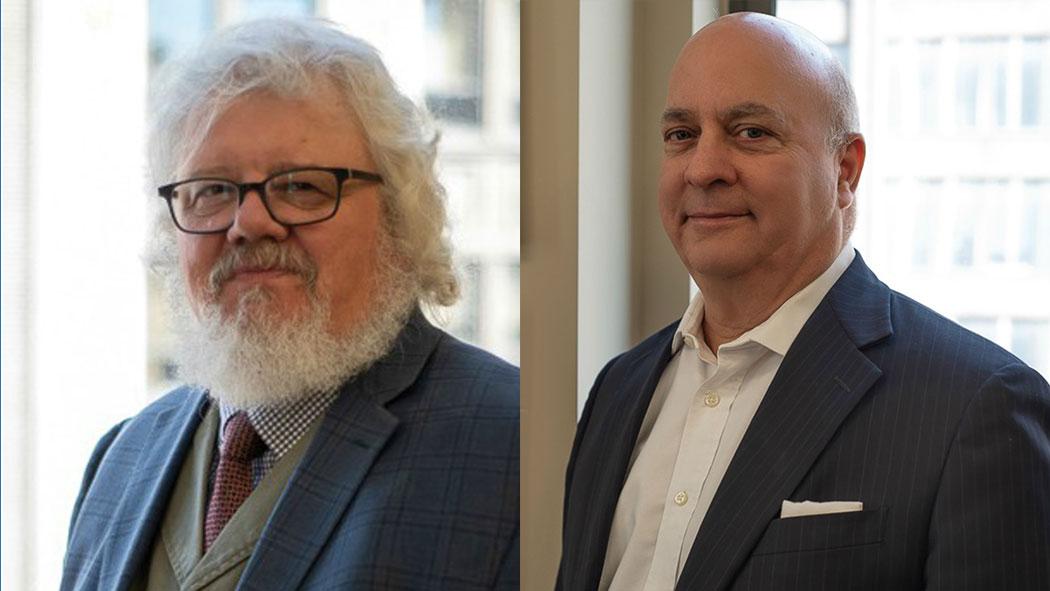 Patrick Brown and David Weintraub