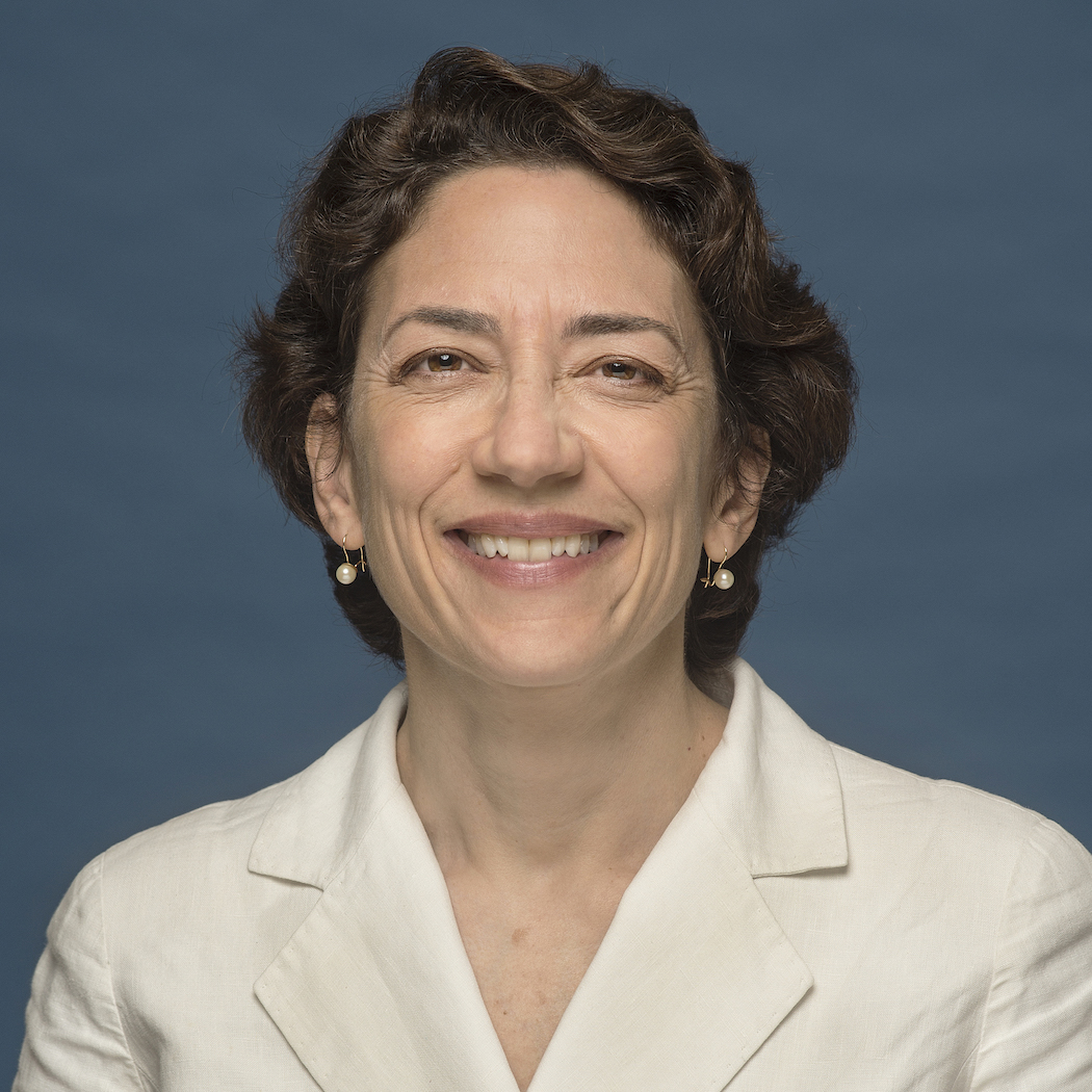 New York City Department of Transportation Commissioner Polly Trottenberg