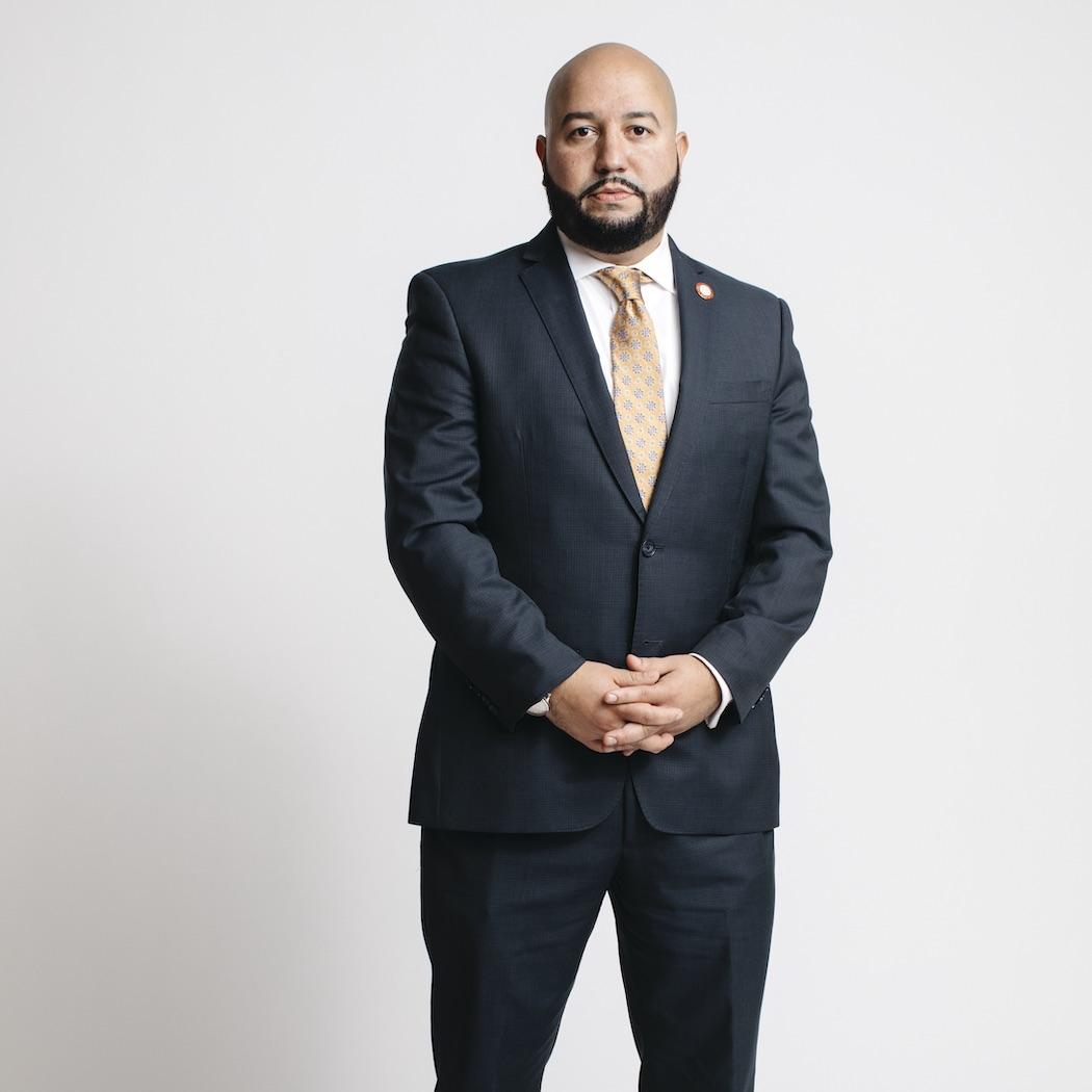 New York City Councilman Raphael Salamanca