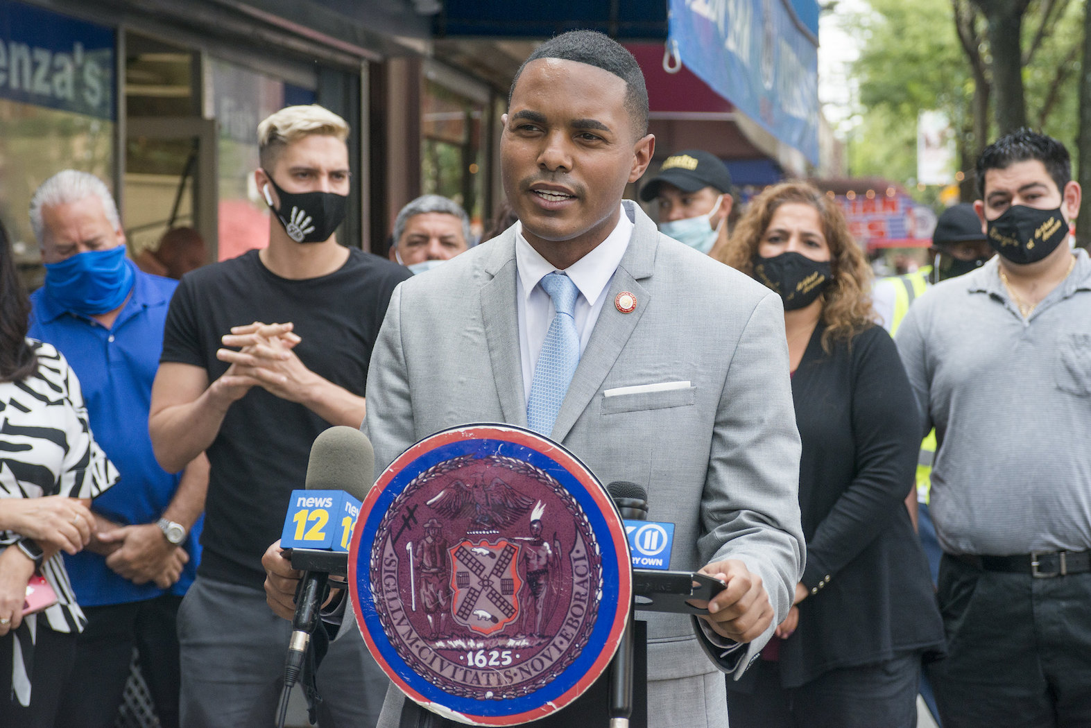 Council Member Ritchie Torres has opened up about his struggles with mental health.