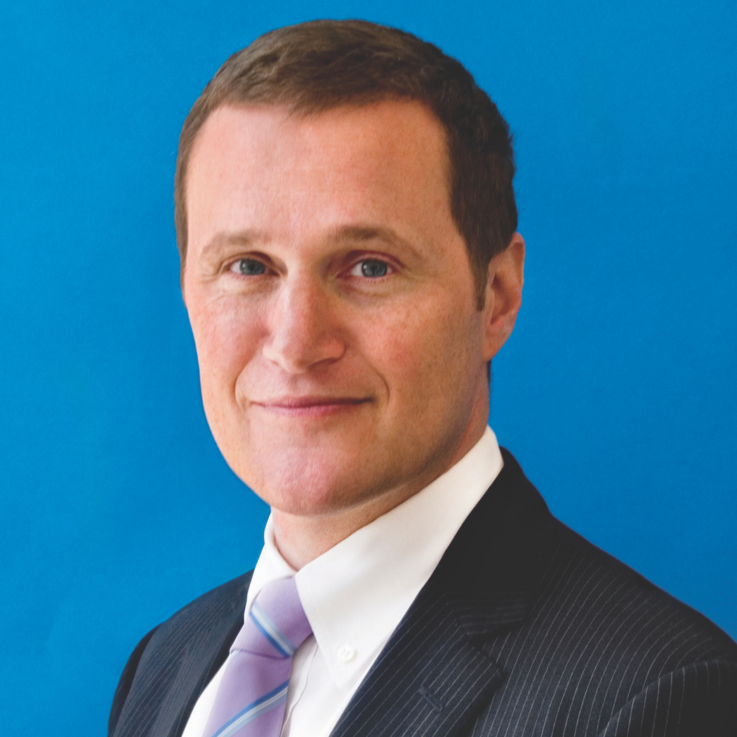 President and CEO of Tishman Speyer Rob Speyer