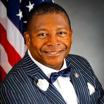 Senator James Sanders, Jr.