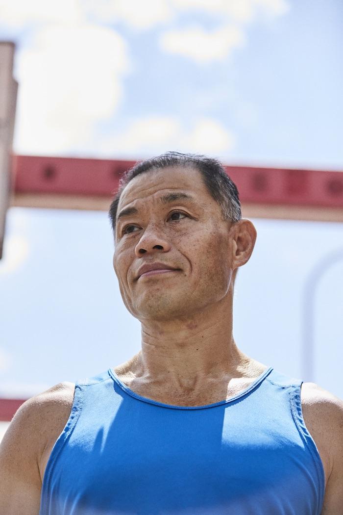 State Senator John Liu