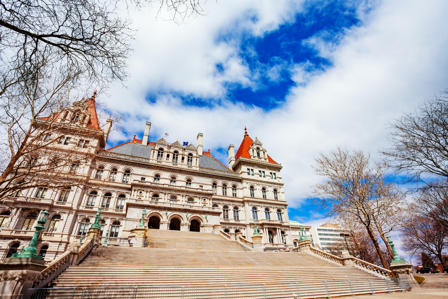 New York State House
