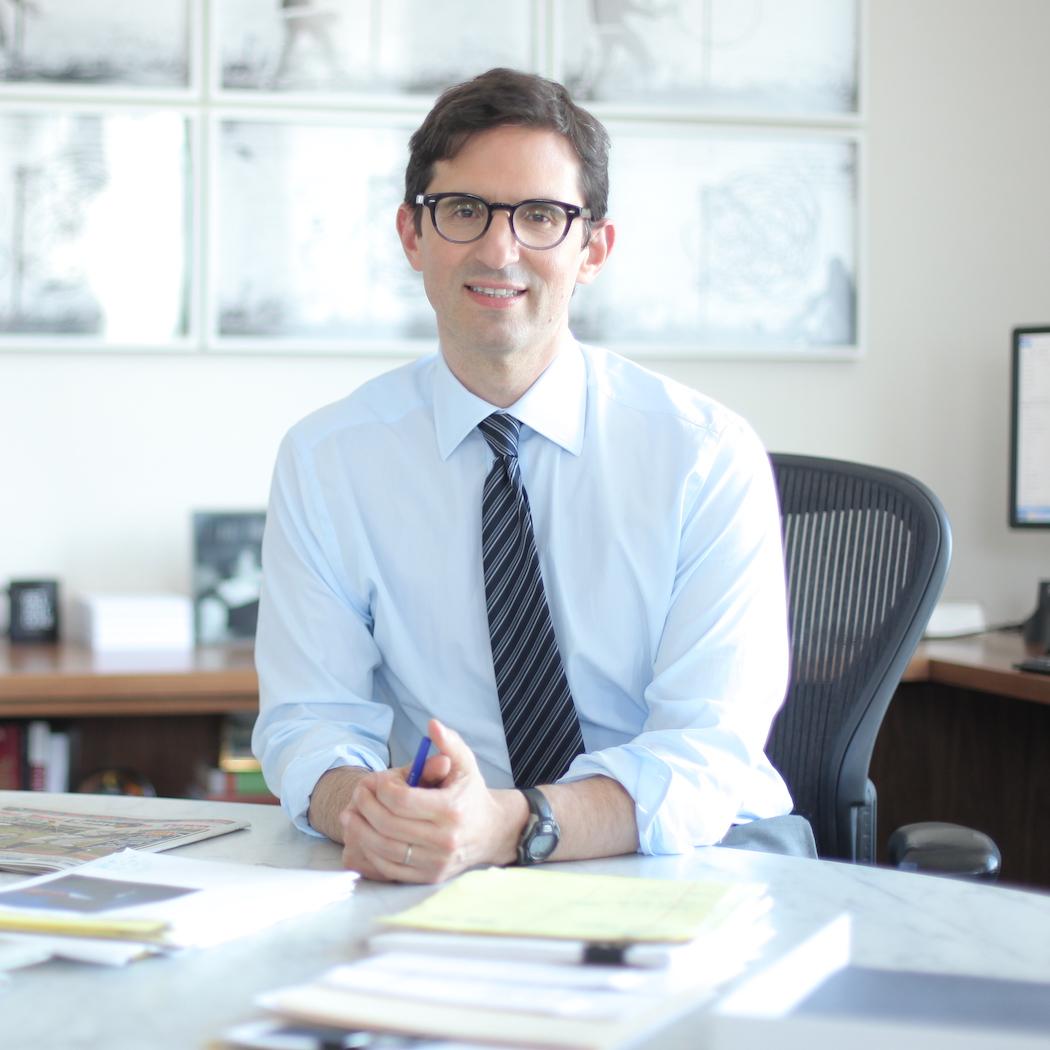 Rubenstein President Steven Rubenstein