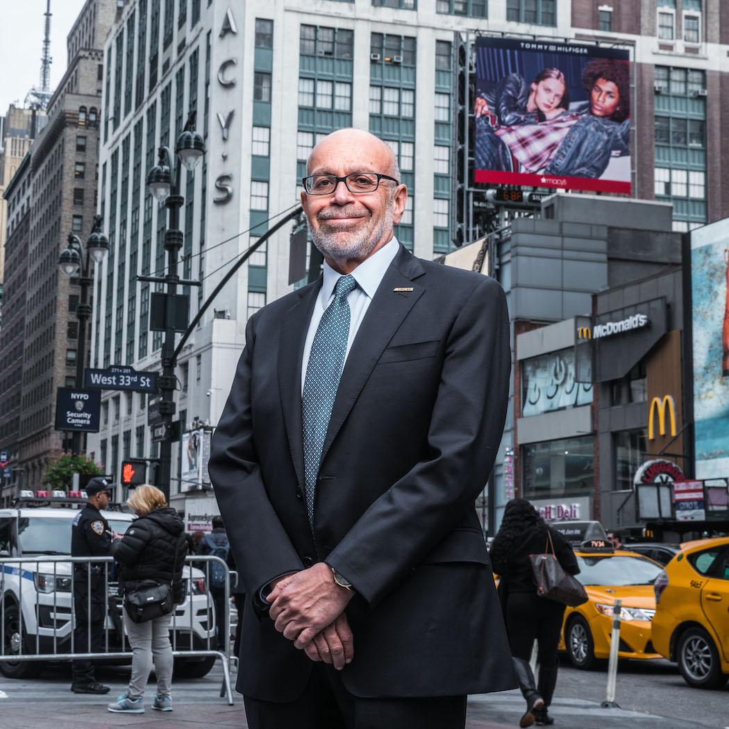 President of the RWDSU Stuart Appelbaum