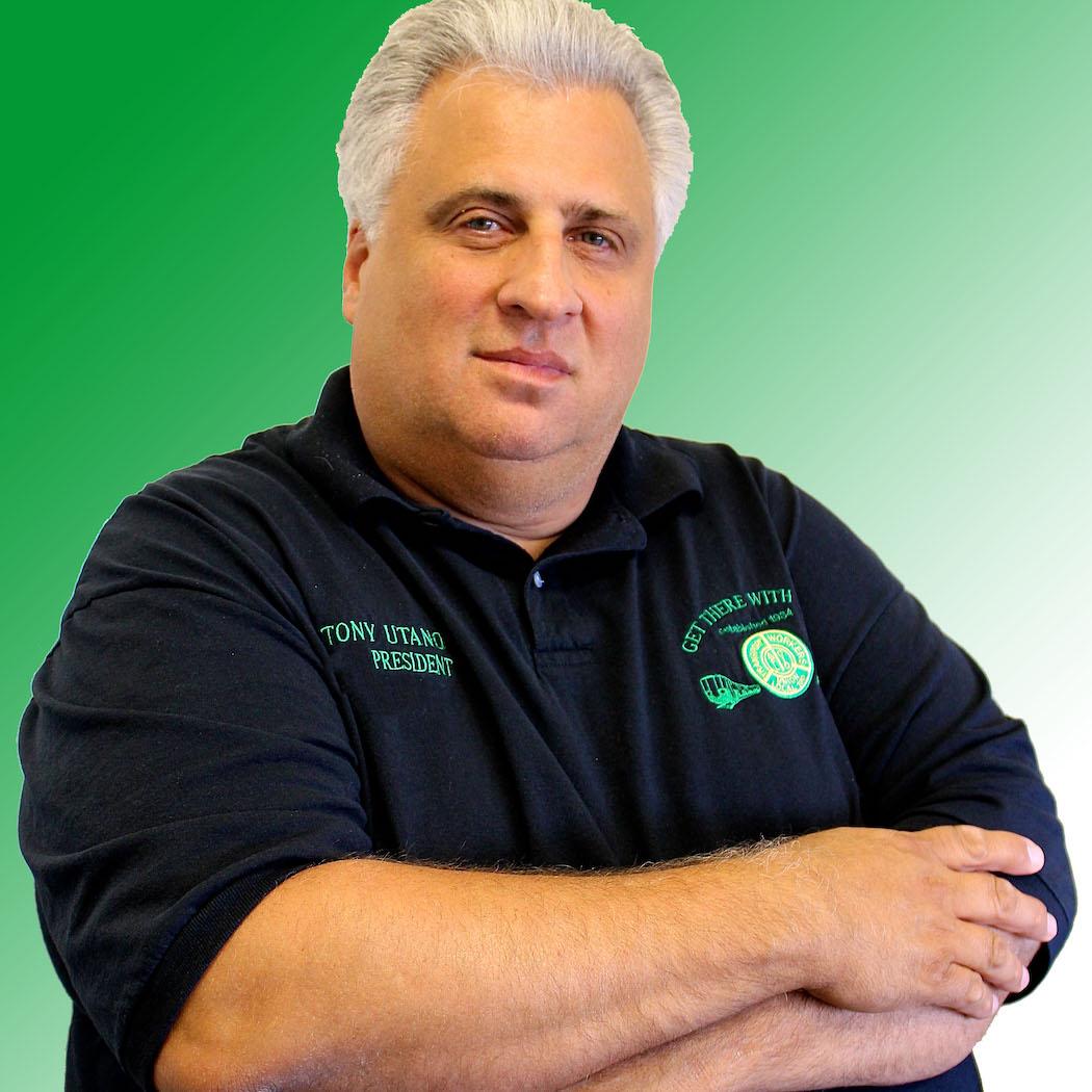 President of the Transportation Workers Union Local 100 Tony Utano