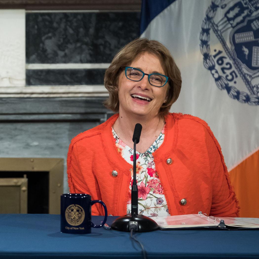 Deputy Mayor for Housing and Economic Development Vicki Been