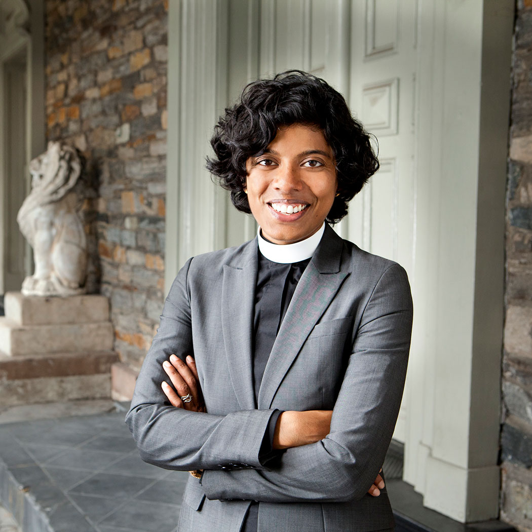Winnie Varghese, Director of Justice and Reconciliation at Trinity Church Wall Street.