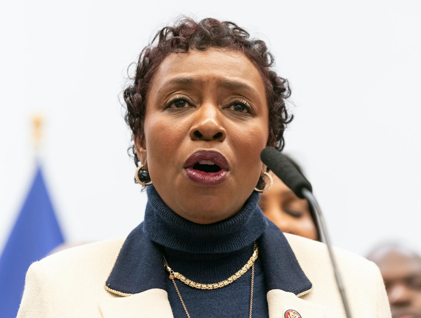 Congresswoman Yvette Clarke