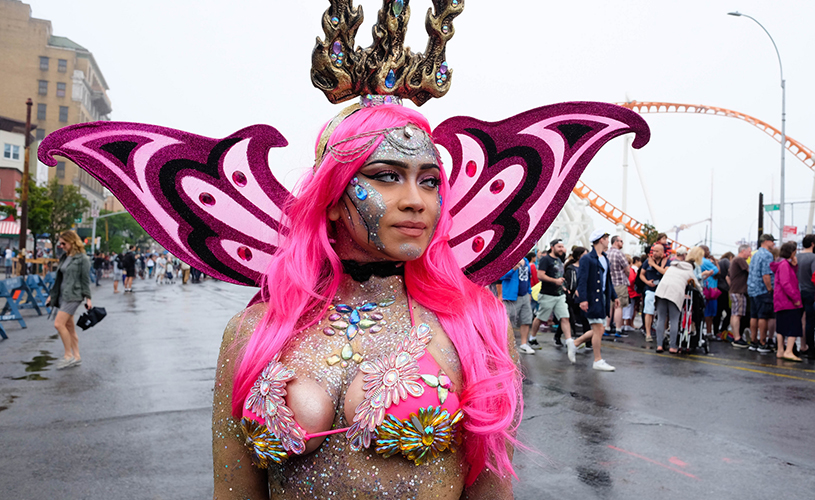 Mermaid Parade 2017