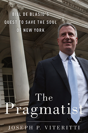 Bill de Blasio the pragmatist