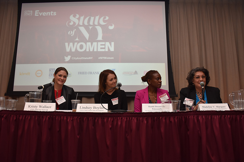 The State of NY Women forum