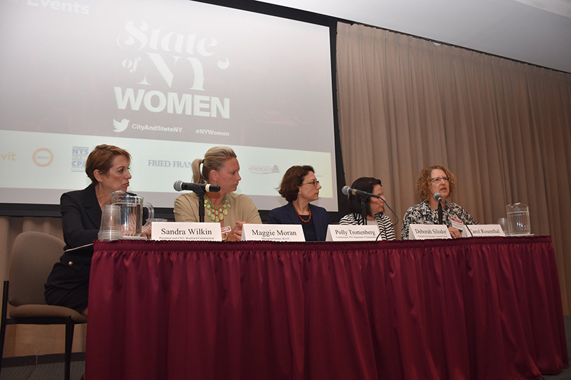 State of NY Women forum