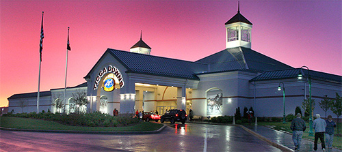 Tioga Downs Racetrack & Casino would expand on an existing racetrack casino.