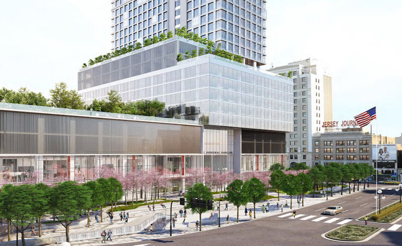 Jared Kushner Jersey City development