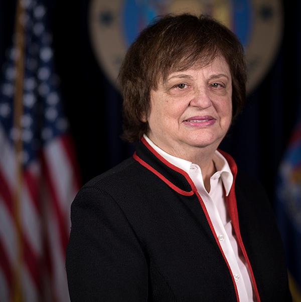 Acting New York State Attorney General Barbara Underwood