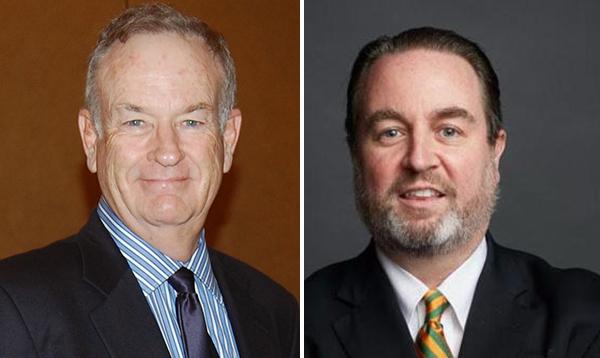 Bill O'Reilly and Bill O'Reilly