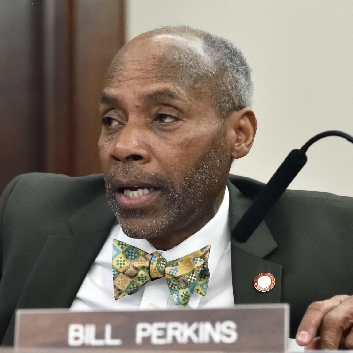 Council Member Bill Perkins