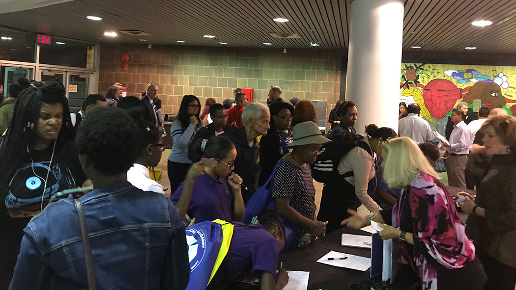 After the BMCC 9/11 WTC forum, hundreds of audience members sought more information about the WTC Health Program and the 9/11 Victims Compensation Fund. Navigating these programs can be a challenge. To be eligible for the health program the boundary is so