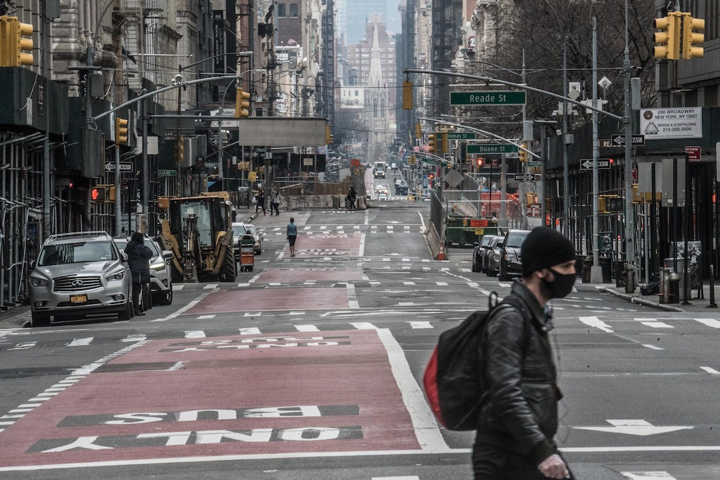How NYC will close up to 100 miles of streets to cars   CSNY