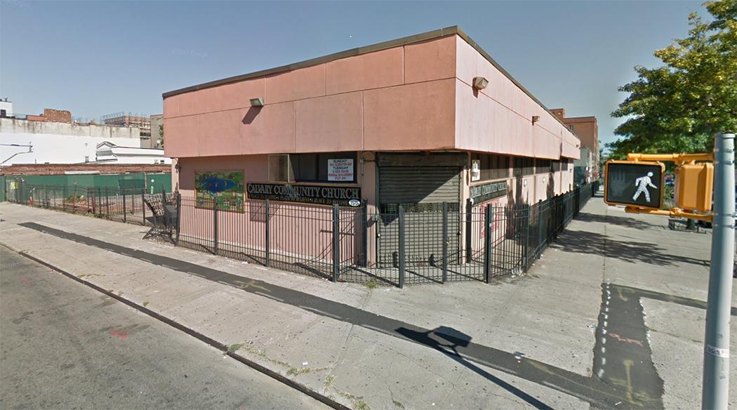 Calvary Community Church in Brooklyn