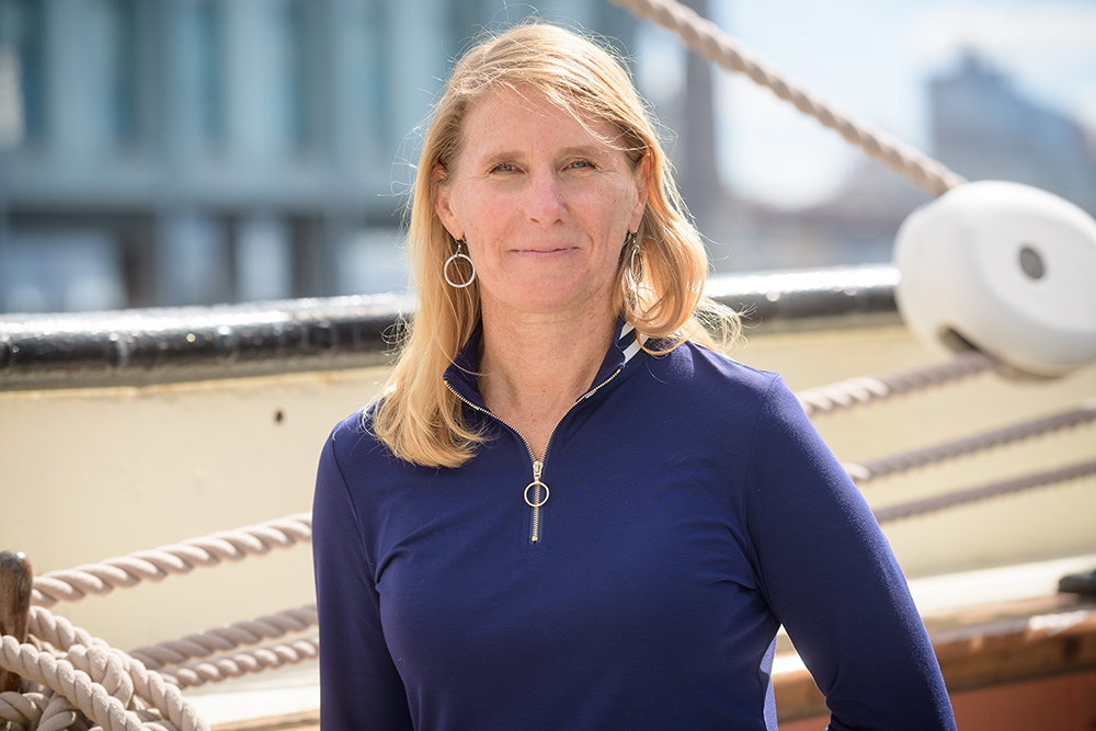 Cortney Koenig Worrall, President and CEO, Waterfront Alliance