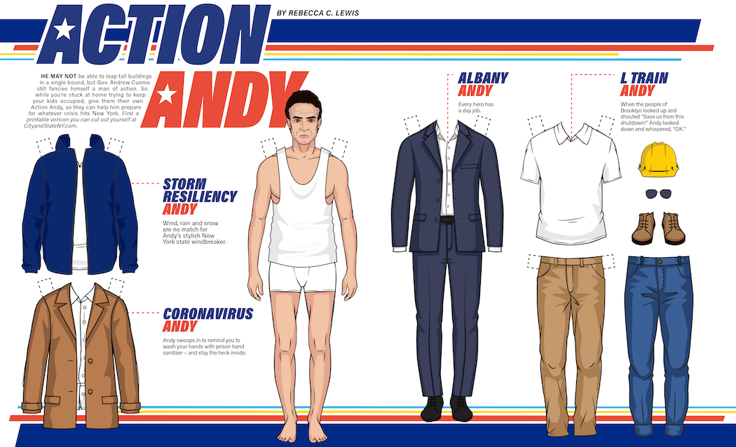 Print and cut out your own Action Andy doll!