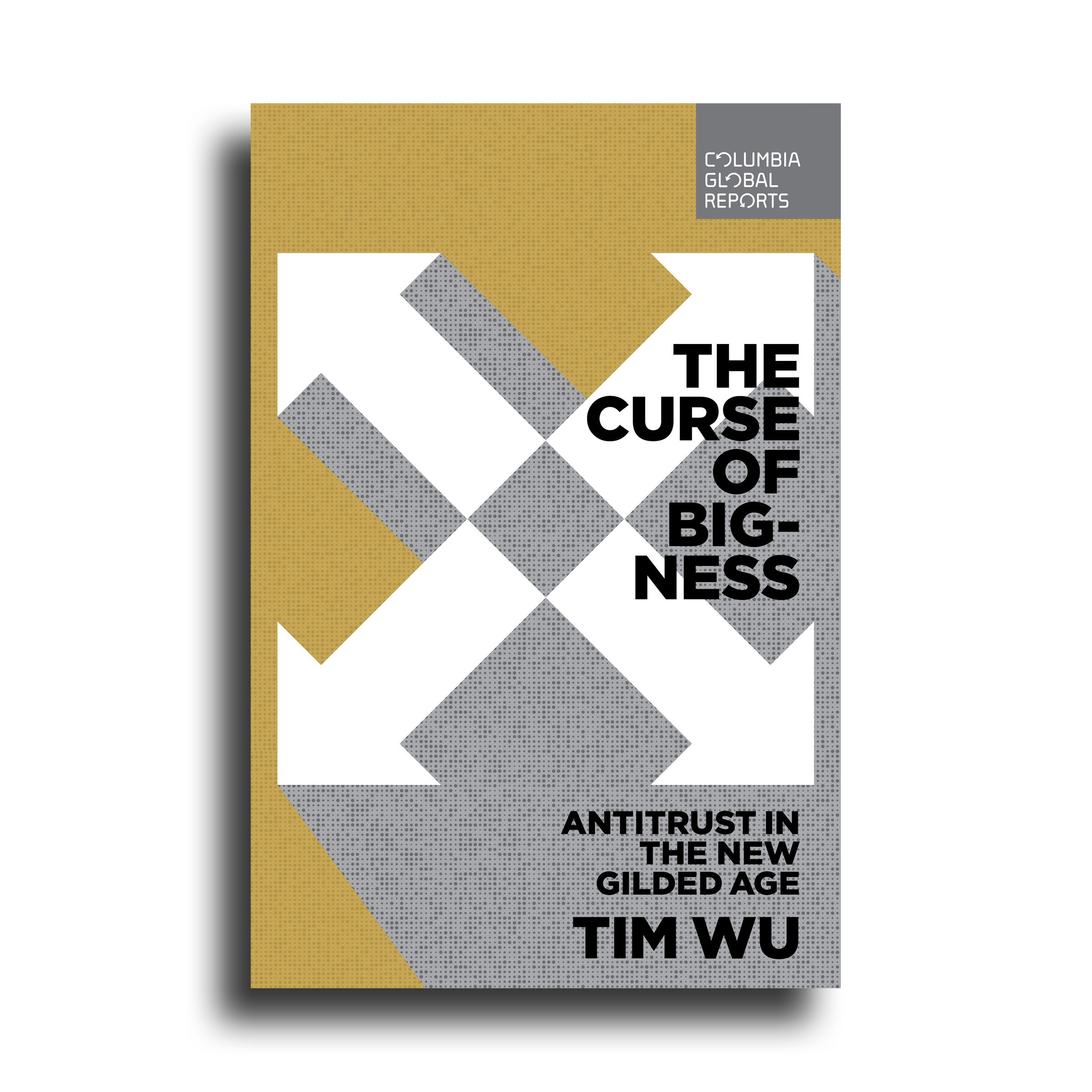 Tim Wu's book-- The Curse of Bigness: Antitrust in the New Gilded Age.