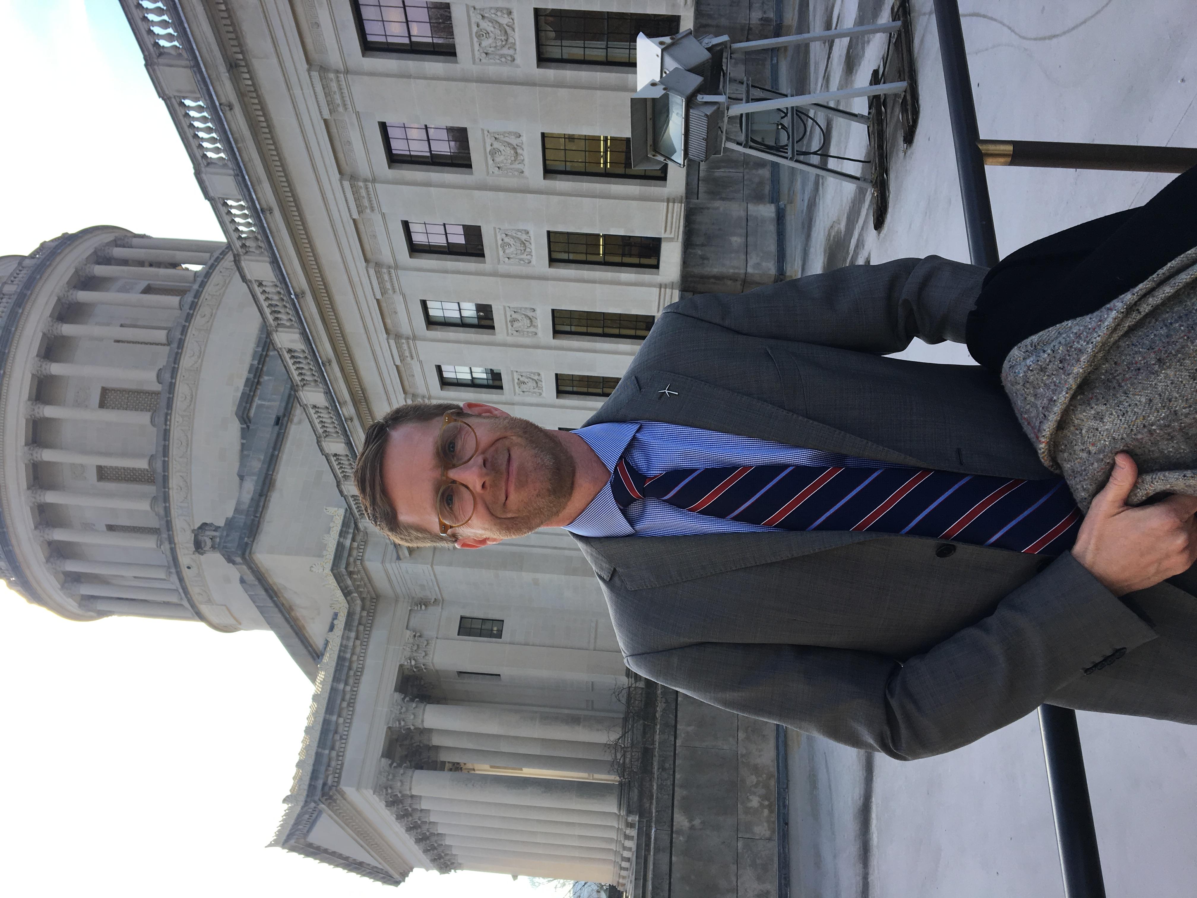 Dan Hendrick, Head of External Affairs, East Region Clearway Energy